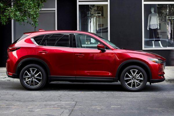 Nhung diem khac nhau lon nhat giua Mazda CX-8 va CX-5 hinh anh 1