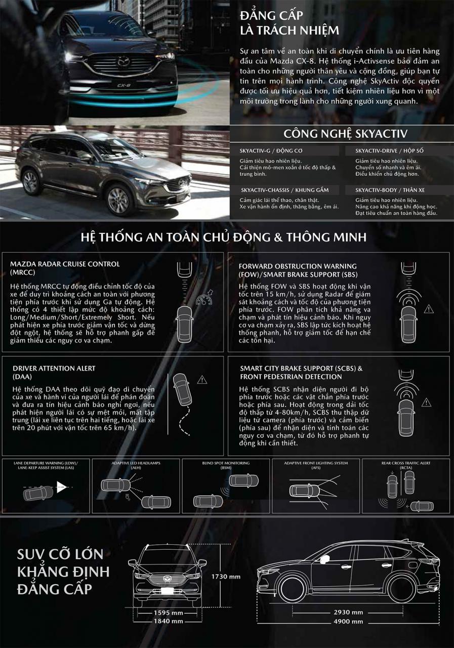 Xe Mazda CX-8
